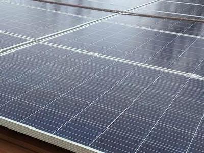 panele fotowoltaiczne, dach