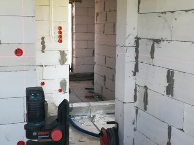 instalacja elektryczna w domu w stanie surowym